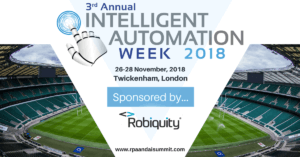 Intelligent Automation Week 2018