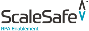 ScaleSafe RPA Enablement. The ScaleSafe Platform is the market leading RPA training and mentoring platform Powered by Robiquity