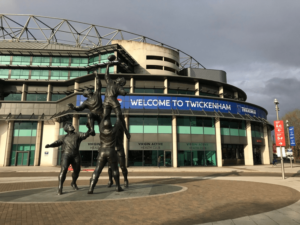 IA Week 2018- Twickenham Rugby Stadium