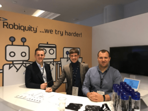 Inside Intelligent Automation Week 2018 With Robiquity